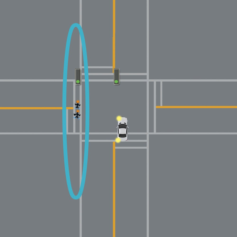 more tips for turning left