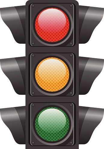 driving tips what to do when the traffic lights are out