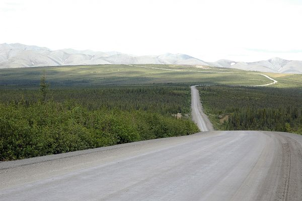 dempster highway road