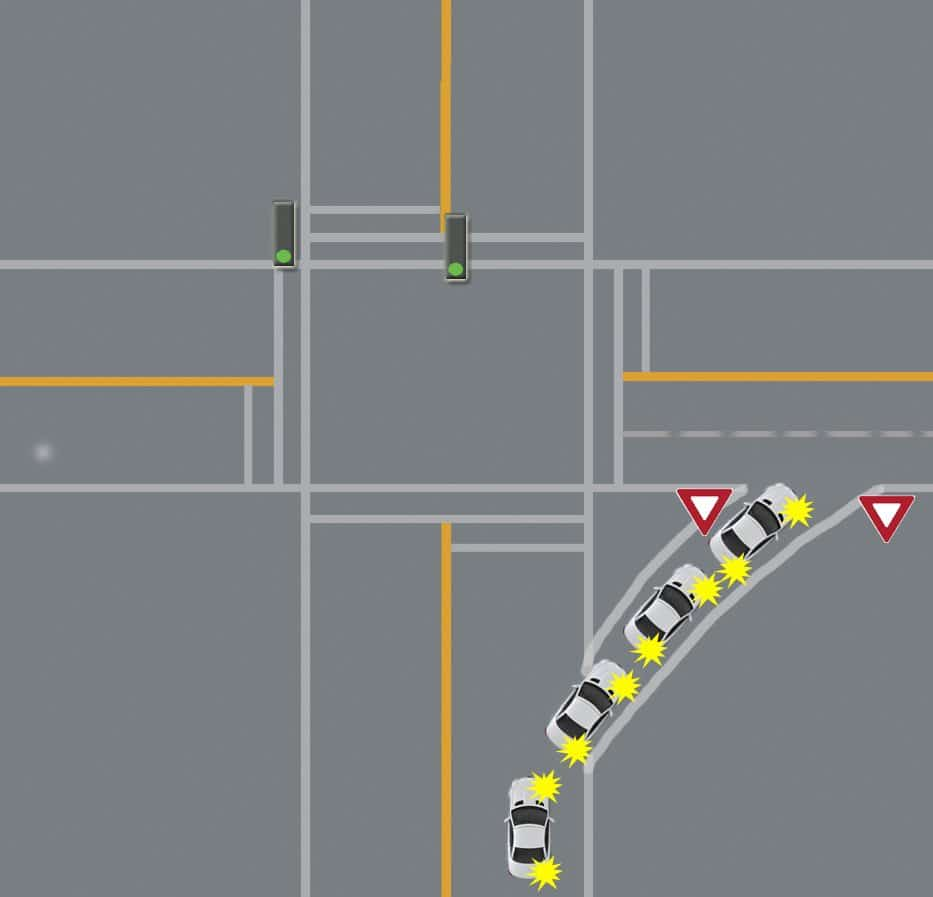 intersection_Yield