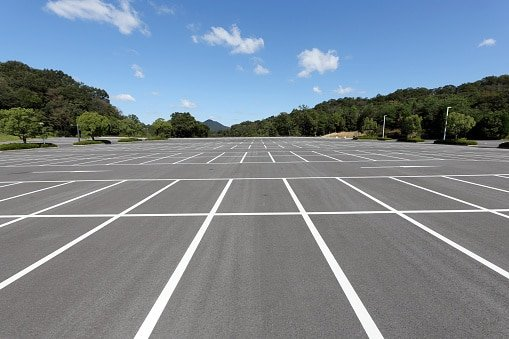 Lines in the Parking Lot