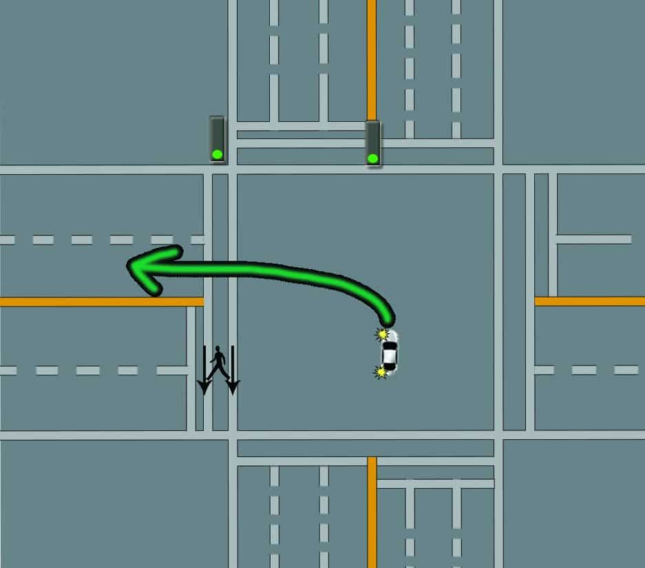 10 Juicy Tips To Turn Left At A Traffic Light Safely