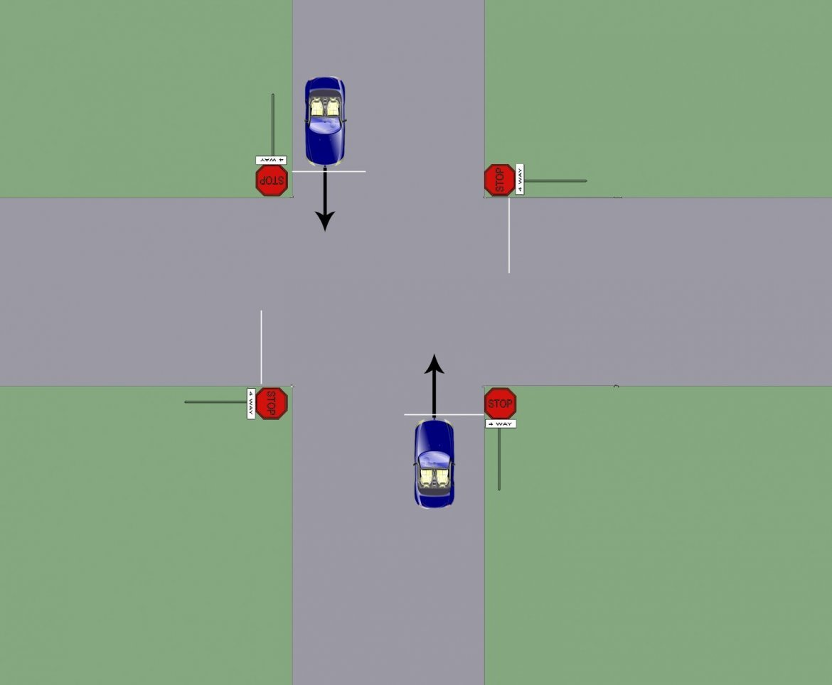 driving a manual in stop and go traffic