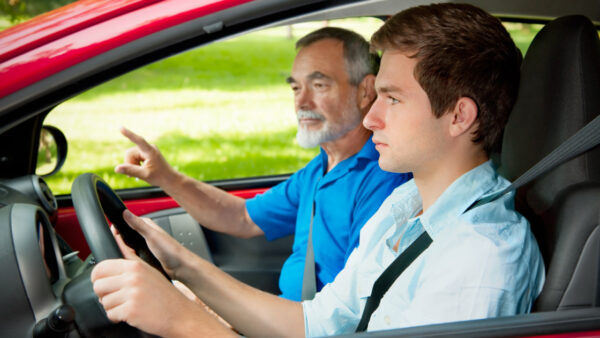 roads for learner drivers