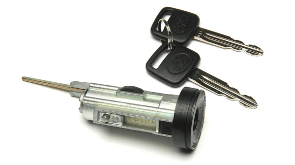 Unlocking Steering On Cars With an Ignition Cylinder