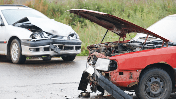 if someone is injured after a car accident