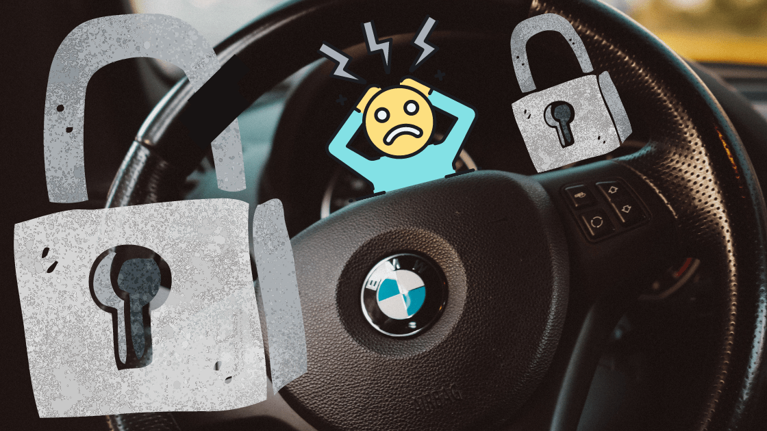 How To Unlock The Steering Wheel Right Now In 2 Seconds