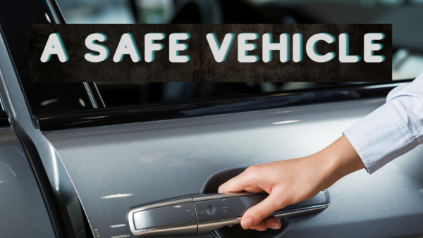 bring a safe vehicle for ICBC road test
