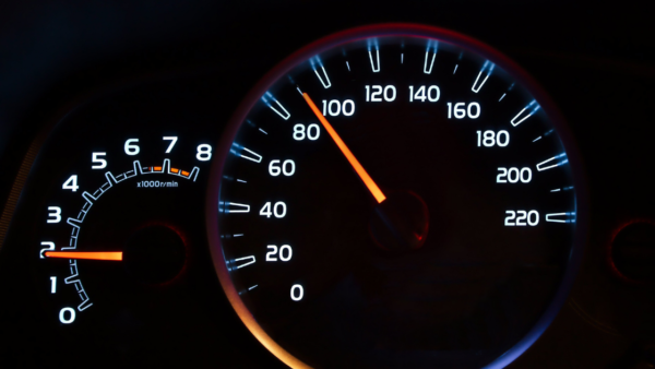 speed icbc road test